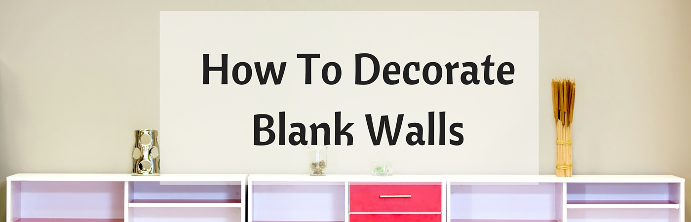 9 unique ways to decorate boring blank walls - Decorating blank walls ...