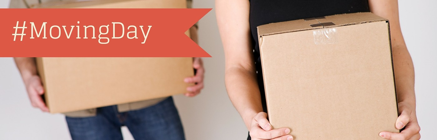 The Ultimate Moving Day Count Down Checklist