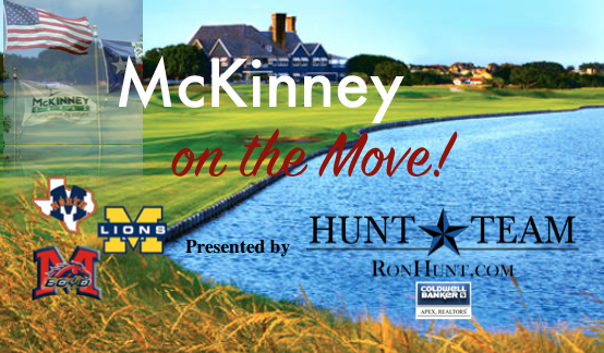 McKinney on the Move! Podcast