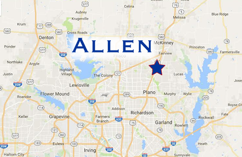 Allen Available Homes