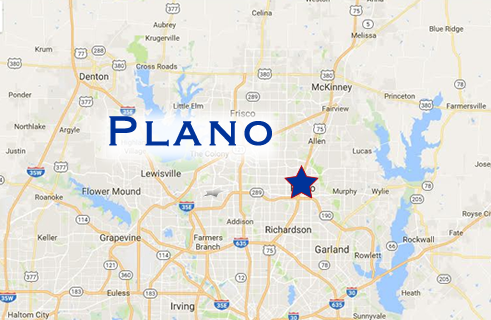 Plano Available Homes