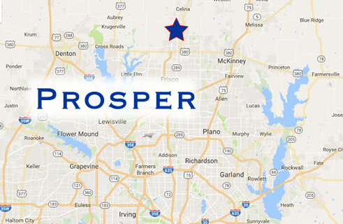 Prosper Available Homes