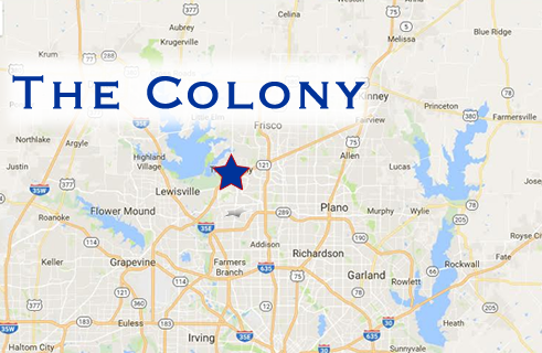The Colony Available Homes