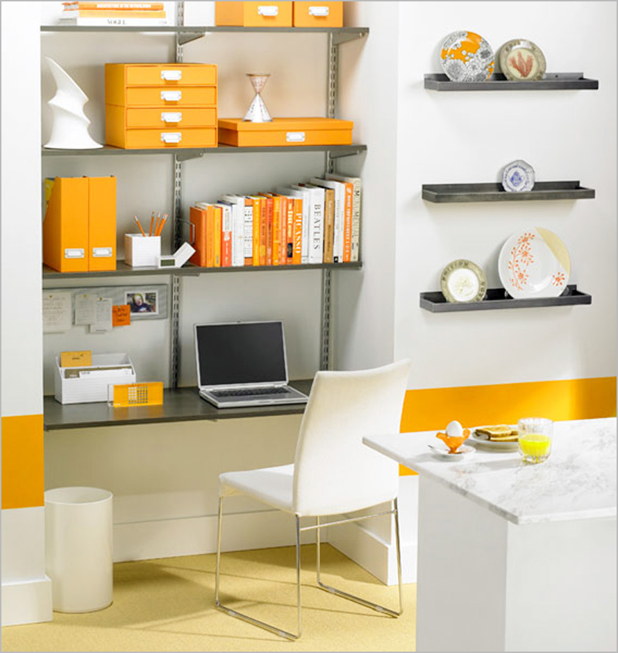 Spaces Live Home Office Design Top Five Refresher Tips