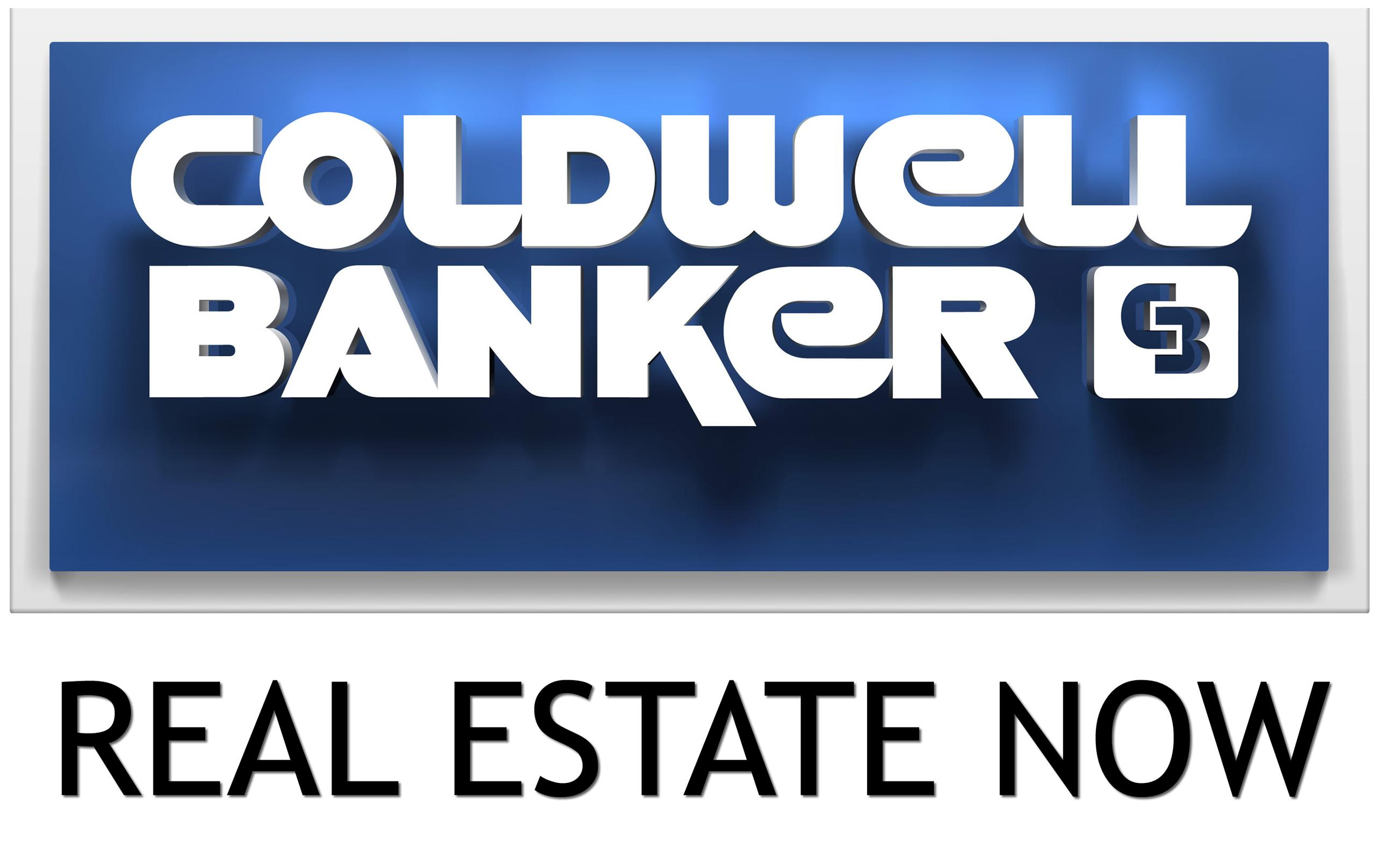 Coldwell Banker Real Estate Now Logo