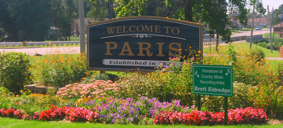 Community of Paris