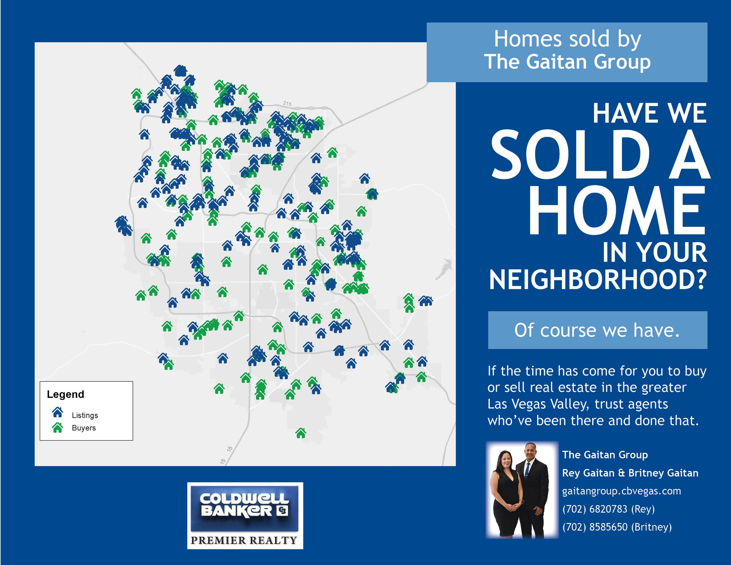 ...Of Course We Have!