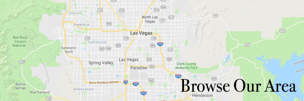 Las Vegas Area Living
