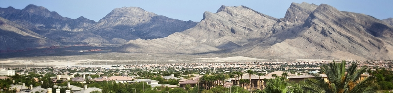Las Vegas offers one of the vastest array of residential options anywhere. The valley hosts a wide variety of potential lifestyles with their corresponding neighborhoods. Las Vegas has your home; find it. Image