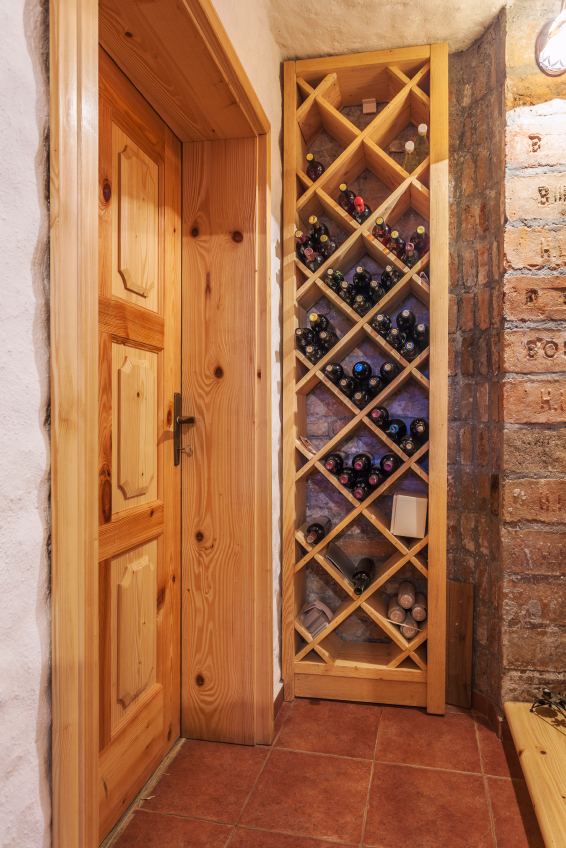 Home Wine Cellars No Longer Bottom Dwellers
